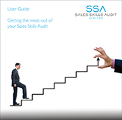 A sales assessment report that is easy to follow. Sales performance management